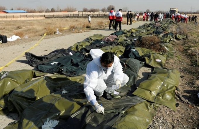 Iran, precipita Boeing ucraino: 176 morti. Guasto tecnico o attentato?