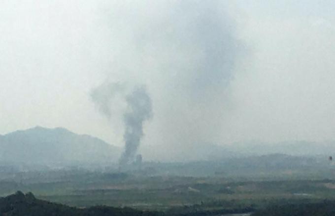 Tensione tra le due Coree: il Nord fa saltare l'ufficio di collegamento a Kaesong